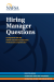 Hiring Manager Questions: In Alignment with NAFSA IE Comp