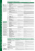 2020 Immigration Classifications Poster
