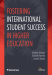 Fostering International Student Success in Higher Ed